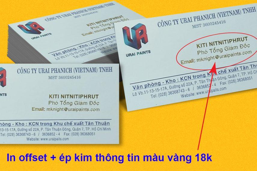Card-visit-ep-kim-tren-giay-my-thuat-mau-vang-18k-in-nhanh